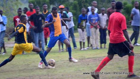 Championnat de football en Haiti - Championship Soccer Match