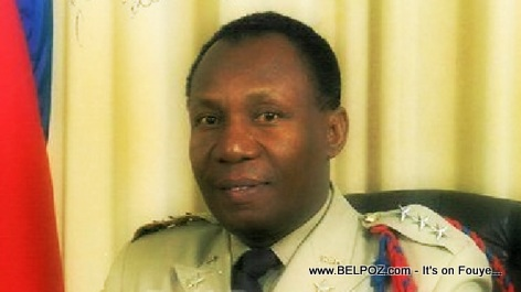 Prosper Avril - Haiti Army General