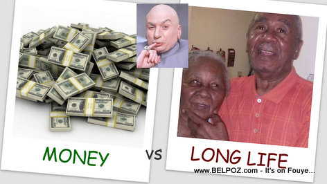 Money vs Long Life : Choose ONE