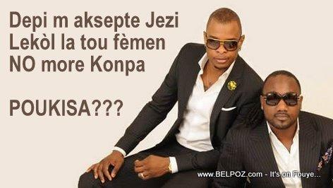 Ayiti - Konpa Mizik kont Relijyon: Poukisa mizisyen ayisyen abandone Konpa lè yo konvèti?