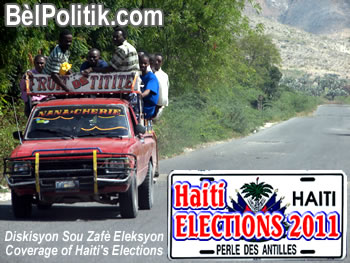 Haiti Elections 2011