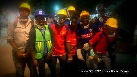 PHOTO: Earthquake in Mexico - Haitian Volunteers