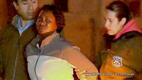 PHOTO: Joane Florvil - Haitian woman Dead in CHILE