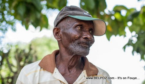 PHOTO: Gilbert Jean, Haitian Survivor of the 1937 Dominican Parsley Massacre