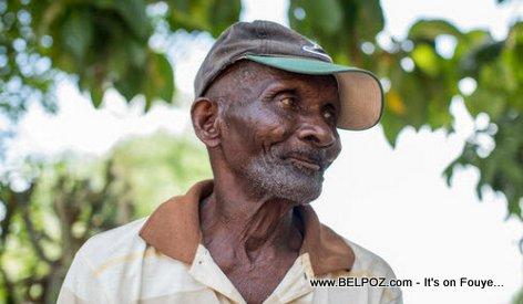 PHOTO: Gilbert Jean, Haitian Survivor of the 1937 Dominican Parsley Massacre