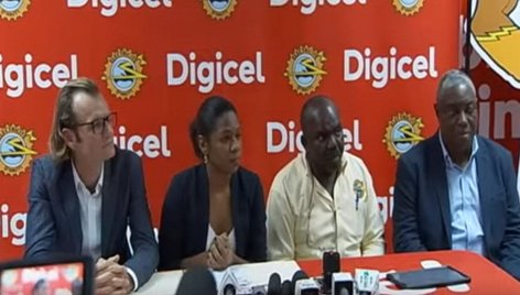 DIGICEL EDH Press Conference: Now you can us MonCASH to pay your EDH Bills