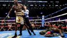 Haiti-Canadian Boxer Bermane Stiverne knocked out by Deontay Wilder in the 1st Round