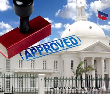 Haiti Palais National Approved