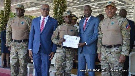 POLITFONT Haiti - New Haitian Border Police