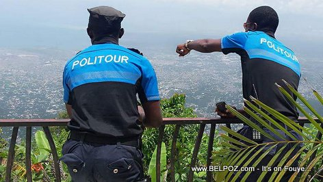 PHOTO: Haiti POLITOUR - Haiti Tourism Police