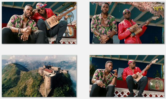 Jason Derulo - COLORS - Haiti Citadelle - Wyclef Jean