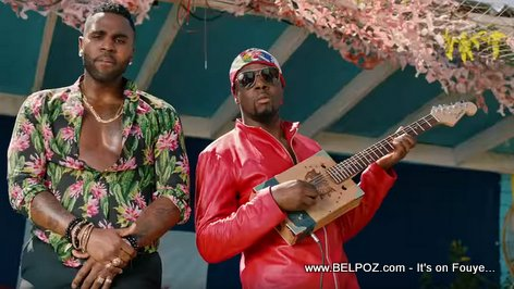 Jason Derulo and Wyclef Jean - COLORS Video