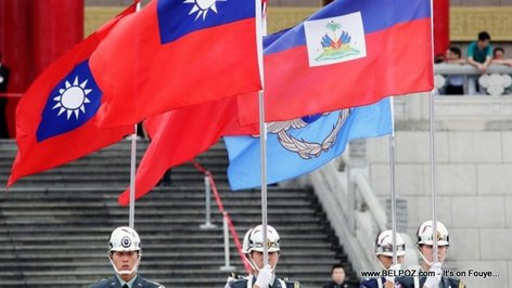 Haiti maintains diplomatic ties with Taiwan