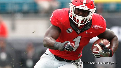 Sony Michel - Haitians in the NFL