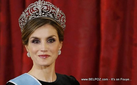 PHOTO: Letizia Ortiz - Queen of Spain