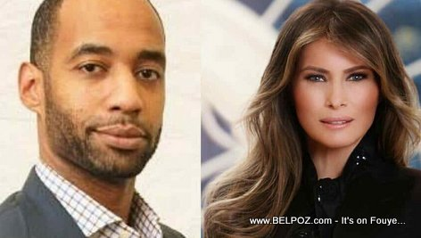 Rumor spread on Social Media Haitian Dr. Pascal Dabel performed surgery on First Lady Melania Trump