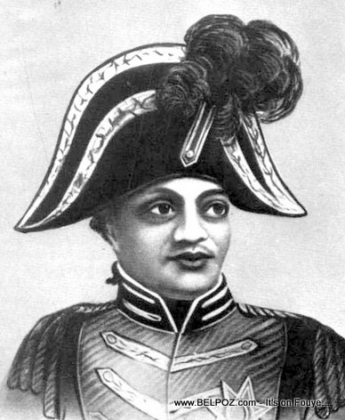 General Henri Christophe - King of Haiti