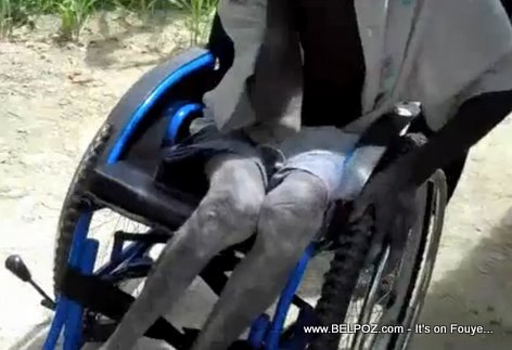 Homeless and Handicapped in Haiti