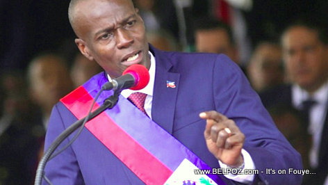 Haitian President Jovenel Moise, What do you think about him?