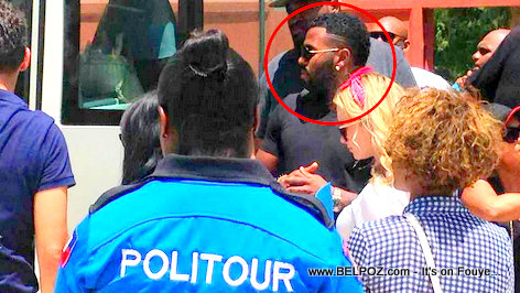 PHOTO: Jason Derulo in Haiti a second time