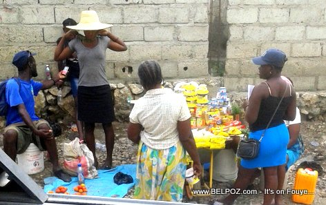 Ti Machann : The micro-business men and women of Haiti