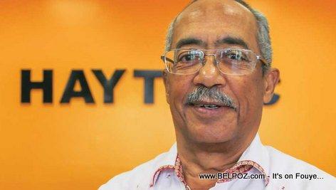 Reynold Bonnefil, CEO of Haytian Tractor (HAYTRAC)