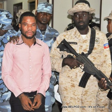Haitian Gang Leader Junior 'Tet Kale' Decimus arrested by police