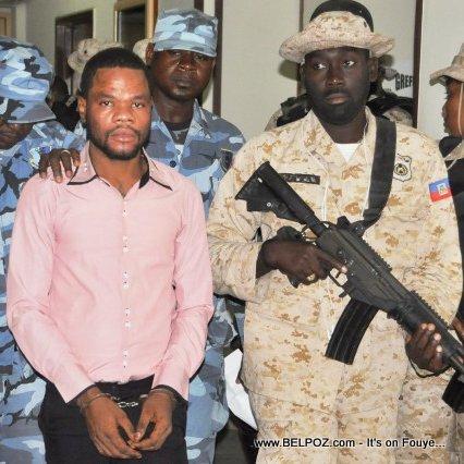 Haitian Gang Leader Junior 'Tet Kale' Decimus arrested by police