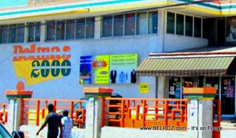 PHOTO: Haiti - Delmas 2000 Supermarket Port-au-Prince