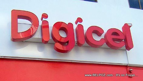 Digicel Haiti - Mobile phone network and Internet service provider