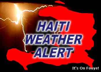 Haiti Weather Alert