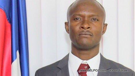 PHOTO: Meniol Jeune - Directeur Général Education Nationale Haiti