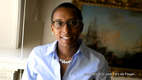 Claudine Gay, Haitian-American FAS dean at Harvard University