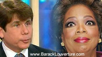 Rod Blagojevich - Oprah Winfrey