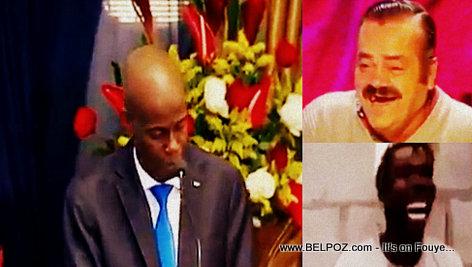 Haiti: Le pèp ap griyen dan sou prezidan Jovenel Moise