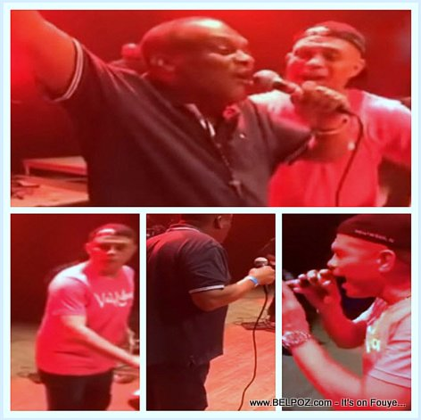 PHOTOS: Sweet Micky (Ex President Martelly) and Shoubou Live in Long Island