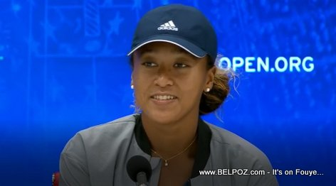 Naomi Osaka answers: How Haitian and Japanese culture made her who she is today (VIDEO)