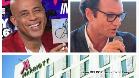 PetroCaribe: Marriott vs Martelly, Marteen Boute wants a public apology