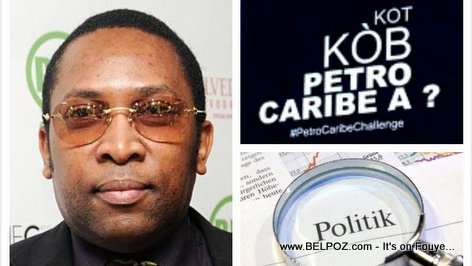 King Kino says PetroCaribe is Just Politics