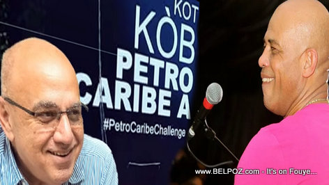 Reginald Boulos distances himself from Michel Martelly over PetroCaribe