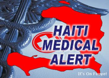 Haiti Medical Alert