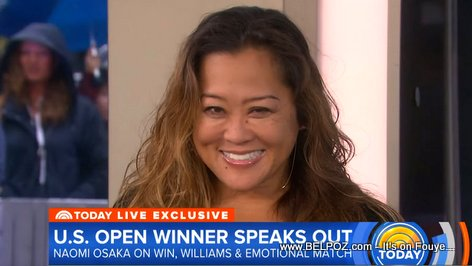 Happiness can make you look 10 years younger - Naomi Osaka's mother Tamaki Osaka