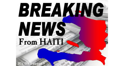 Breaking News From Haiti