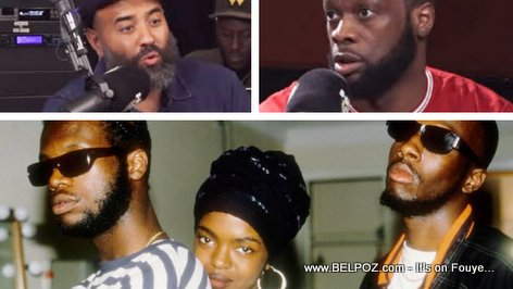 Music: Wyclef Jean and Lauryn Hill turned down $90 million Fugees reunion offer, Pras said (VIDEO)