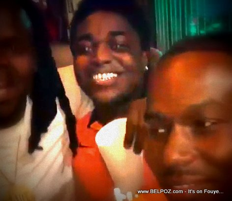 VIDEO: Rapper Kodak Black is singing in Haitian Creole and dancing with his buddies