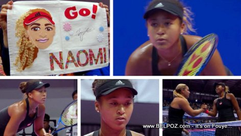 PHOTOS: Naomi Osaka vs Dominika Cibulkova -  Pan Pacific Open Tennis Tournament 2018