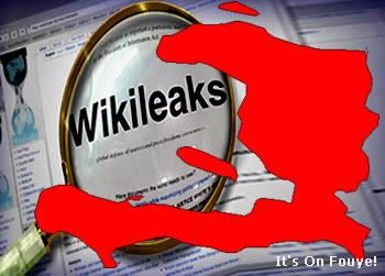 Wikileaks Haiti