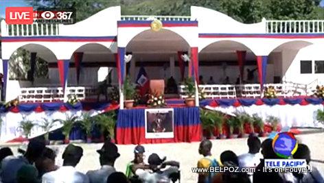 17 Octobre 2018, tout Preparatif fèt pou akeyi President Jovenel Marchand Dessalines men eske la ka rive?
