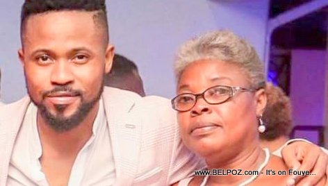 PHOTO: Roody Roodboy and her mother