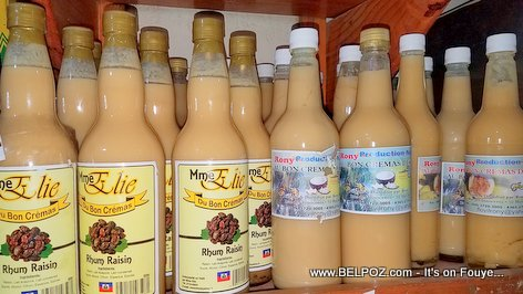 Cremas (Kremas or Cremasse) - Delicious Haitian Holiday beverage